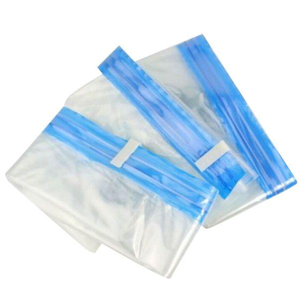 Продажа Полезная сумка для хранения 60 * 80 см Многофункциональная сумка для хранения Vacuo Сумки для одиночной вакуумной камеры хранения сжатого пространства с сохранением уплотнения