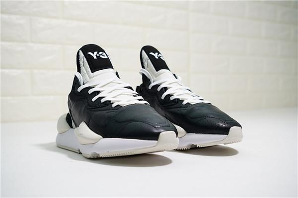 26ee3325c 2019 Wholesale Discount Y 3 Kaiwa Chunky Mens Casual Shoes Luxurious  Fashion Yellow Black Red White Y3 Boots Leather Sneakers From Rungshoes001