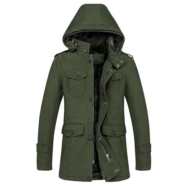 Outwear Wintermantel Streetwear Herrenbekleidung Reißverschluss Graben Männer 2018 Feitong Dünne Großhandel Warme Mantel Lange Knöpfe Jacke MSVqUzpGL