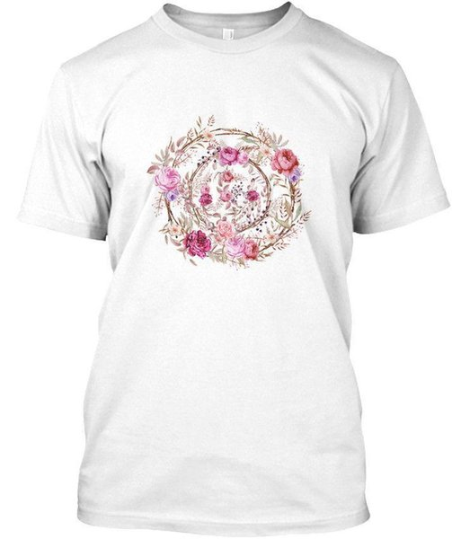 Bouquet Of Most Beautiful Vintage Rose Standard Unisex T-Shirt