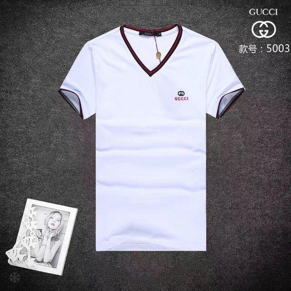 2018 nueva pareja de verano camiseta de manga corta POLO shirt6 1148