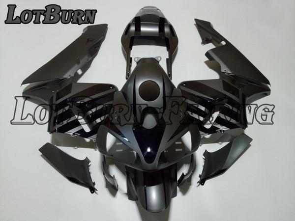 Moto Motorcycle Fairing Kit Fit For Honda CBR600RR CBR600 CBR 600 RR F5 2003 2004 03 04 ABS Plastic Fairings fairing-kit Black 10