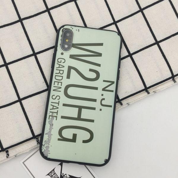 Handyhüllen Zum Selbst Gestalten Reizende Lustige Wörter Hülle Für Iphone 7 Plus 6 6s 7 8 Plus Plus X Fall Kunststoff Lucky 4 Cool Cover Handyhüllen