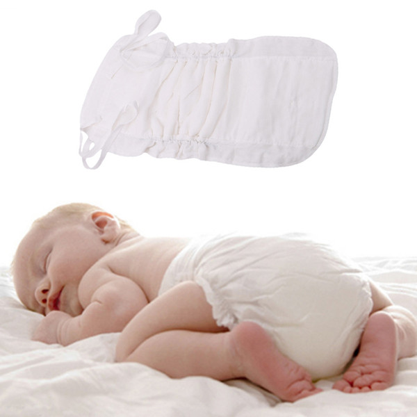 1PC Insertos lavables reutilizables Revestimientos Revestimientos para la cubierta del pañal del bebé Revestimiento de algodón orgánico a prueba de agua Embalaje Pañales de tela