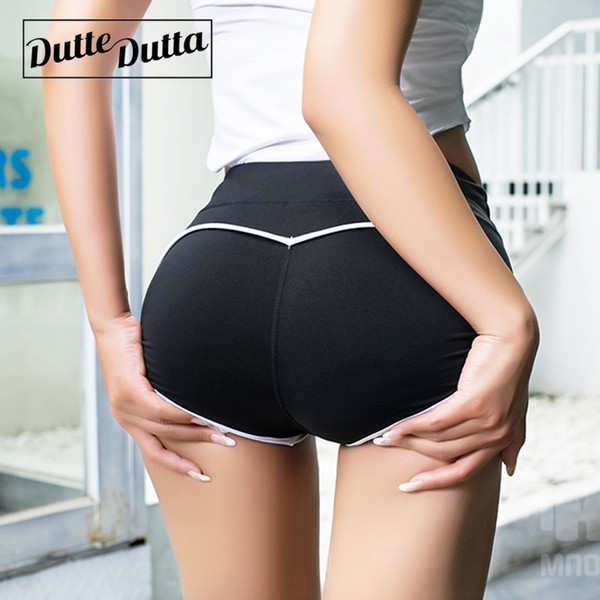Woman Sexy Compression Tight Yoga Sport Shorts Women's Female Sports Wear For Women Gym Push Up Workout Fitness Biker Short