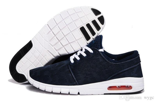 uk availability 3920e c45f9 2018 SB Stefan Janoski Running Shoes for Men Women kids Fashion Konston  Lightweight Skateboard Athletic Sneakers Size 36-45