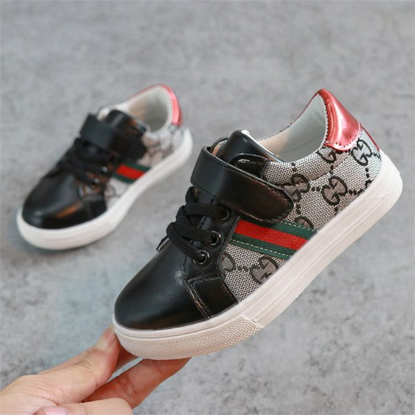 best selling Spring and Autumn Kids Canvas Shoes Boys Girls Sport Shoes Antislip Rubber Bottom Toddler Kids Fashion Sneakers Comfortable Breathable S01