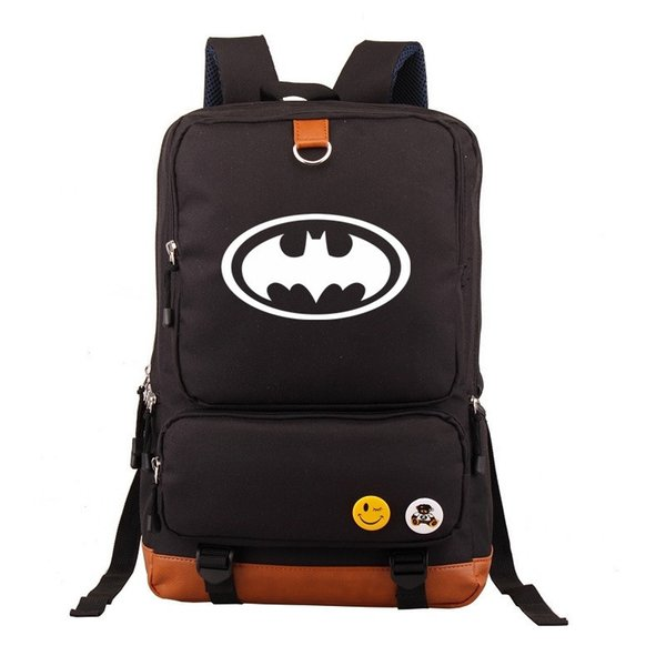 Fashion Animation Film Double Shoulder Bag Traveling Backpack for Men and Women Computer and Girl Student Bag