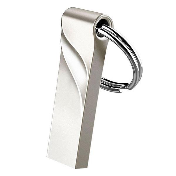 Подарок U59 металла Usb флэш-накопитель 8 ГБ пользовательский логотип Pen drive водонепроницаемый Usb Stick оптовая цена