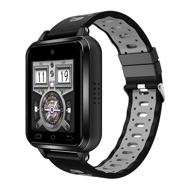 Reloj elegante Finow Q2 Q1 4G Hombres Pro actualización Android 6.0 MTK6737 Quad Core 1 GB / 16 GB SmartWatch Teléfono ritmo cardíaco tarjeta Sim podómetro