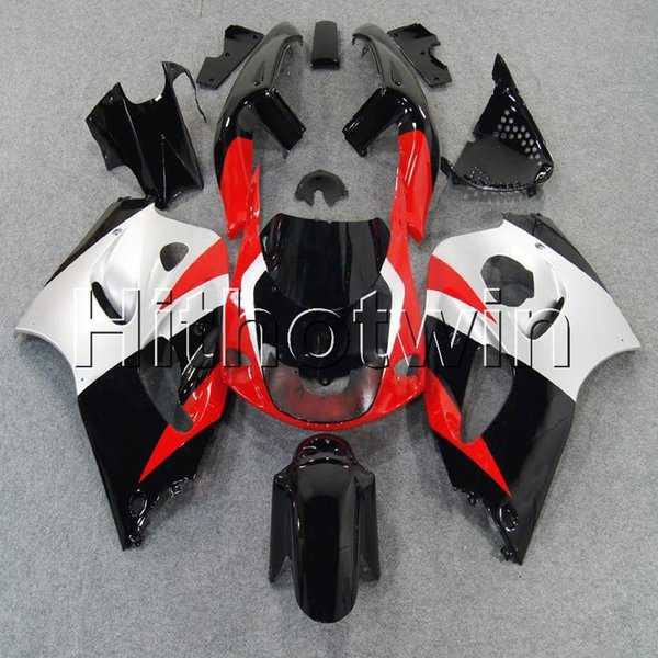 23colors+8Gifts red silver black motorcycle cowl for Suzuki GSX-R600750 1996 1997 1998 1999 2000 ABS Plastic Fairing
