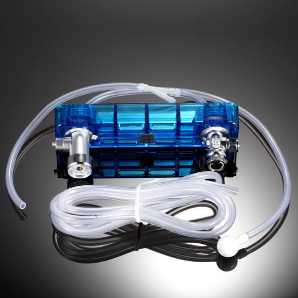 Aquarium 5 Pcs Professionnel D501 Aquarium Planté Accessoires DIY Générateur De CO2 Kit De Valve Contrôle Set Co2 Diffuseur