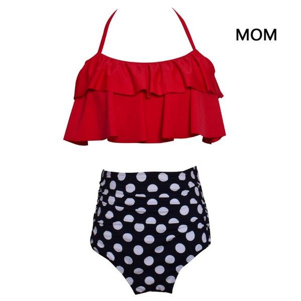 mother bikini