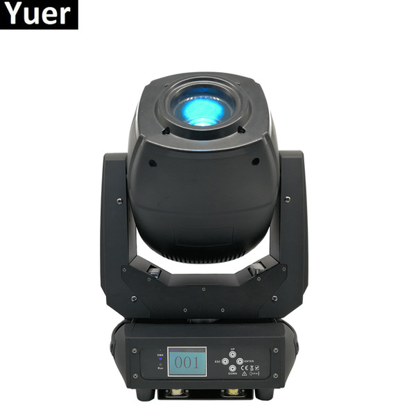 best selling 2019 New Professional LED 230W Beam Spot Zoom 3IN1 LED Moving Head Lights Match Six - Facets Prism Promote DJ Stage Light Effect