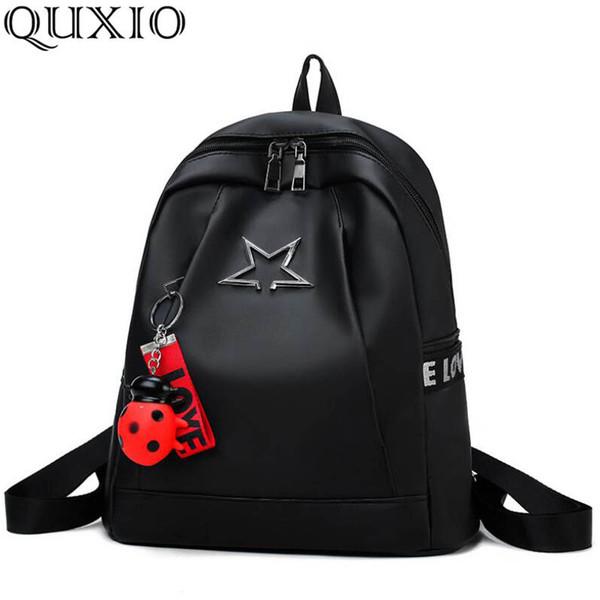 Cross-border loisirs voyage dames sac à dos sac à dos en tissu Oxford imperméable 2018 nouvelle maman sac de mode sac mignon CZ151