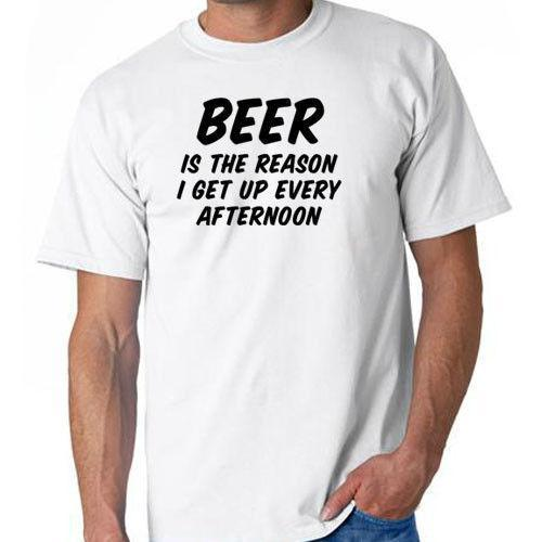 Пиво является причиной пьян снова смешной колледж юмор пародия футболка 5 цветов