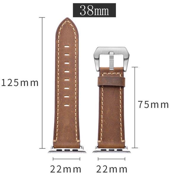 Brown 38 millimetri