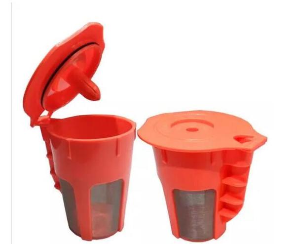 800 Pcs K-Tasse K-Carafe Réutilisable Capsule Filtre À Café Réutilisable Pour Keurig Machines À Thé Café Outils Filtre À Café Pod