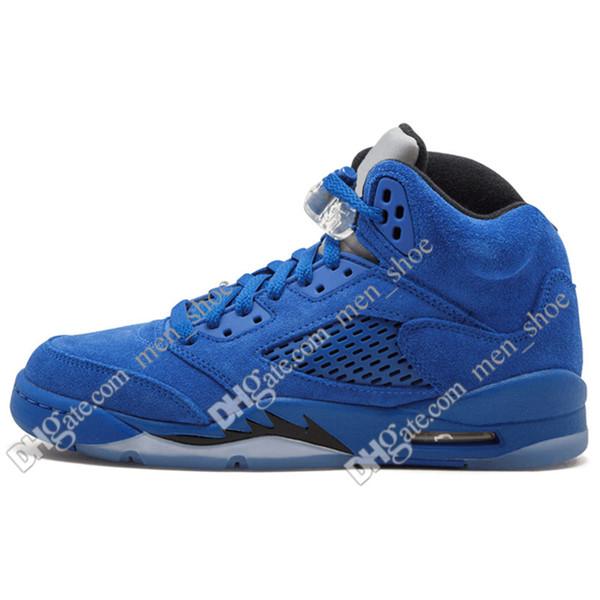 # 04 Suede Azul