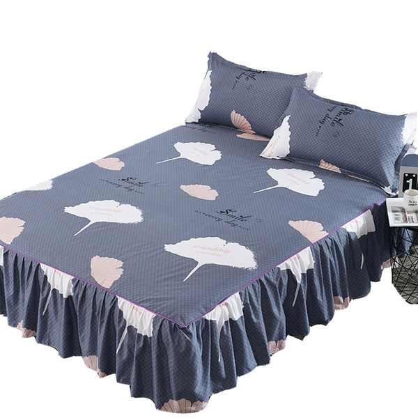 Non fading bedclothes bedspreads single piece Korean bed covers Simmons can be used for 1.2 1.5 1.8 meters big bed sheets