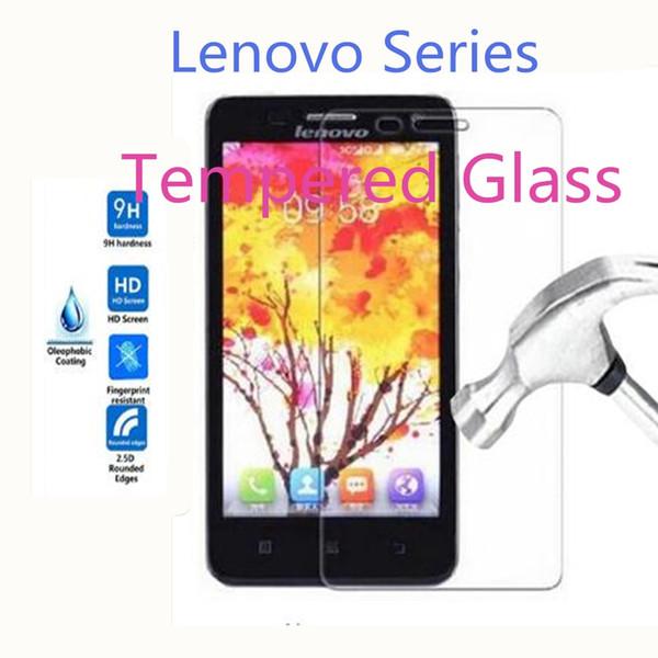 Tempered Glass For Lenovo S660 S580 S720 S820 S90 S60 P780 P1M P70 P1 Vibe Shot K5 Plus Screen Protector Toughened Glass Film