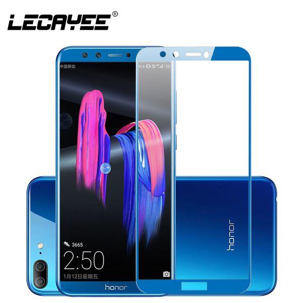 Lote Protector de Pantalla Cristal Templado Vidrio para Huawei Honor 9 Lite