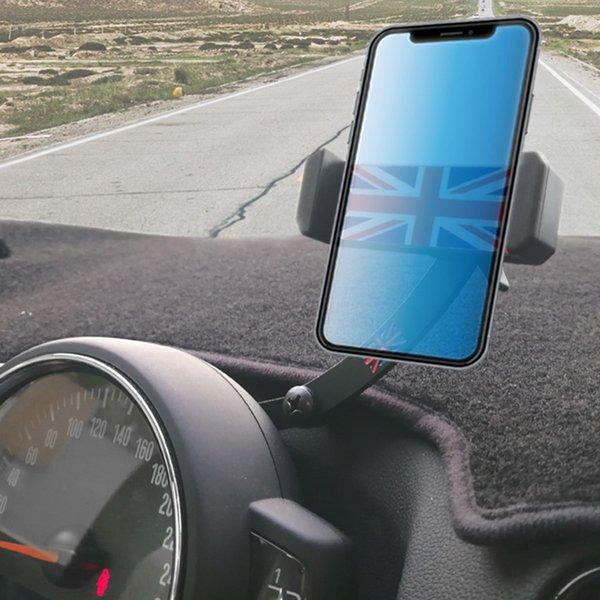 Support rotatif de navigation GPS de support de téléphone portable de voiture pour MINI Cooper un accessoires F55 F56 F60 R55 R56 R60 Countryman