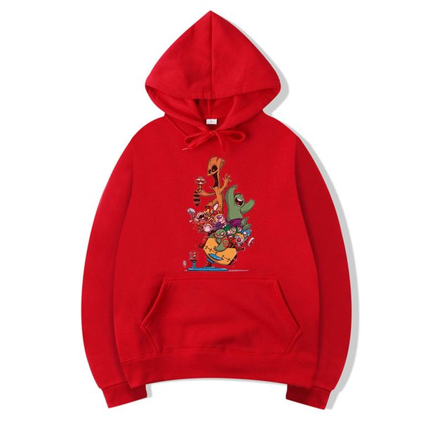 Several kinds of stuff surprise you happy glad time Hoodies many people congratulations Jacket Sweatshirts cartoon Hoodies 2