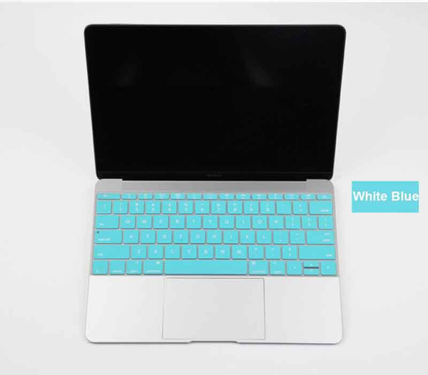 white blue(macbook 12)