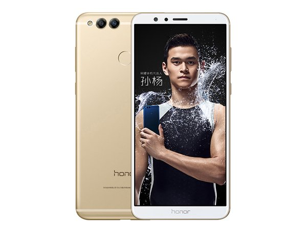 "Original Huawei Honor 7X 4GB RAM 32GB/64GB/128GB ROM Mobile Phone Kirin 659 Octa Core Android 5.93"" Full Screen 16.0MP OTA 4G LTE Cell Phone"