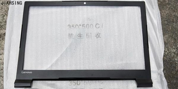 95% nuovo per Lenovo V110-15ISK V110-15AST V110-15IKB coperchio frontale per notebook LCD Screnn Bezel 5B30L78388 Scratch solo in LOGO
