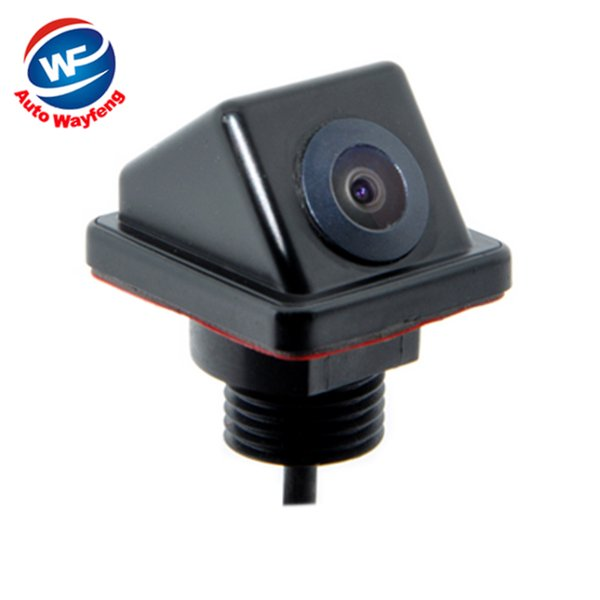 Car Rearview Rear View Camera Front View side Reverse Backup Color Camera 170 Wide Angle Night Vision Camera