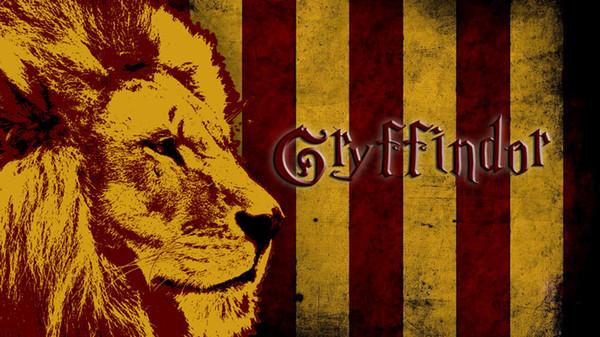 Gryffindor Wallpaper Polyester Flag