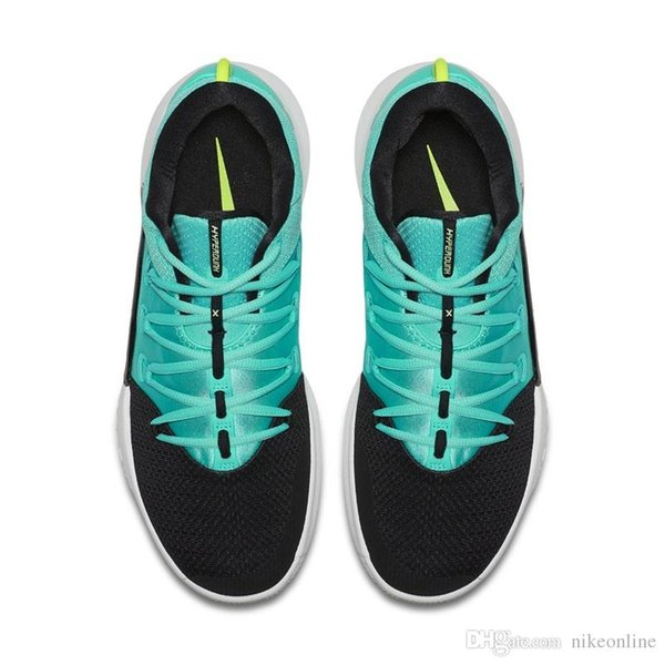 cabc08bd620d Cheap New Men Hyperdunks low cut 2018 X basketball shoes Blue Black White  Olympics Air flights sneakers boots with original box for sale