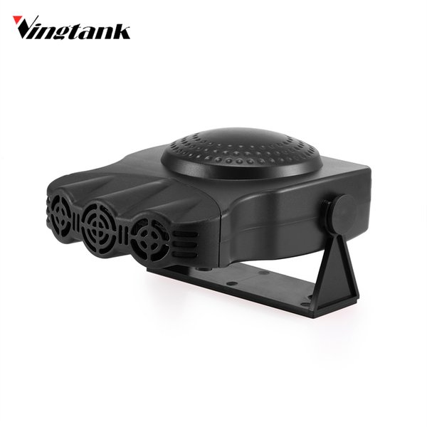 Vingtank 150W 12V Car Heater Fan Defroster Dashboard Cigaree Socket Can Quickly be Heated within One Minute Durable Portable