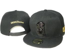 새로운 스타일 블랙 dnine 보유 스냅 백 모자 패션 거리 모자 모자 snapbacks 브랜드 힙합 봄 여름 야구 모자