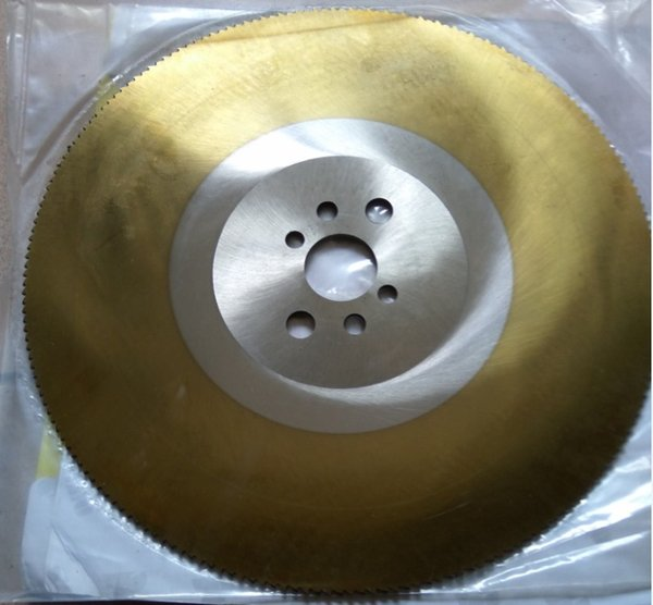 best selling apol 11 inch high-speed steel circular saw blades 300*2.5*32mm 300*3.0*32mm HSS-DM05 Cut copper pipe iron pipe golden
