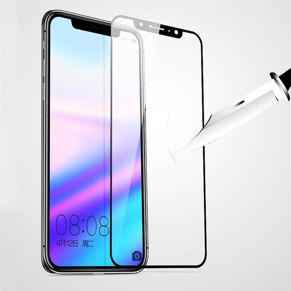 Gehärtetes Glas für Xiaomi Redmi Note 5 5 plus 5A 6 6A 6 Pro Displayschutzfolie Full Cover Schutzglas Film