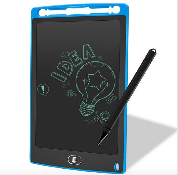 """8.5"""" LCD Writing Tablet Handwriting Pad Digital Drawing Board Graphics Paperless Notepad Support Screen Clear Function Christmas present"""