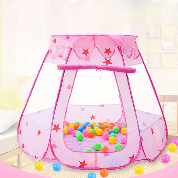 separation shoes a50ed 6524a Best Deal Large Princess Play Tent Kids Toy Play House Kids Toys Outdoor  Child Tent Children Christmas Toy Gifts Toy Tent House Girls Tent Playhouse  ...