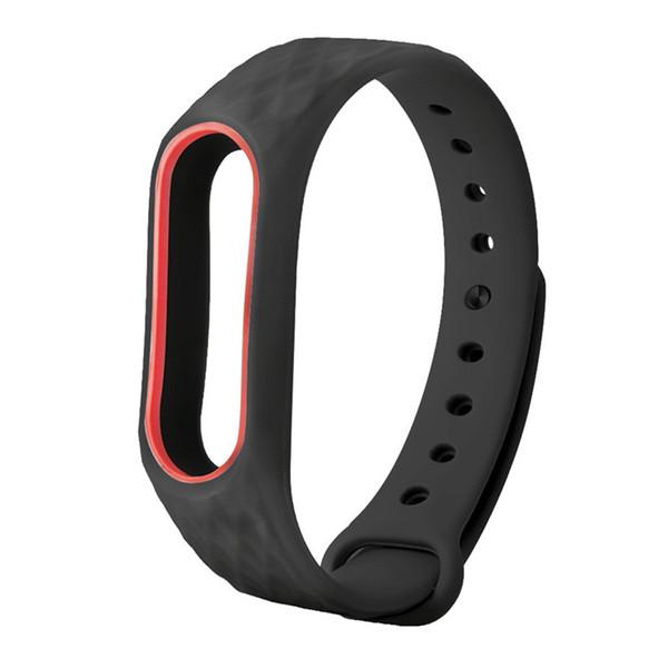For XIAOMI MI Band 2 New Fashion Original Silicon Wrist Strap WristBand Bracelet Replacement drop shipping