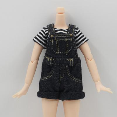 overalls with Tshirt-4
