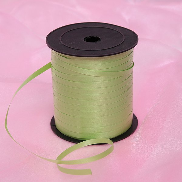 225m/738ft Plastic Balloon Curling Ribbon For Wedding Birthday Decoration 8color