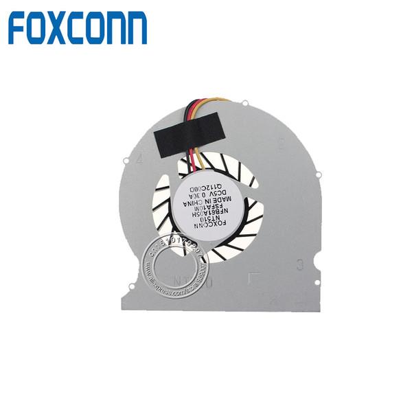 вентилятор охлаждения процессора FOXCONN 510 410 NDT-PC510-1 -A3500 -510 -525 -425 -A3700 -i1200 425 вентилятор охлаждения процессора