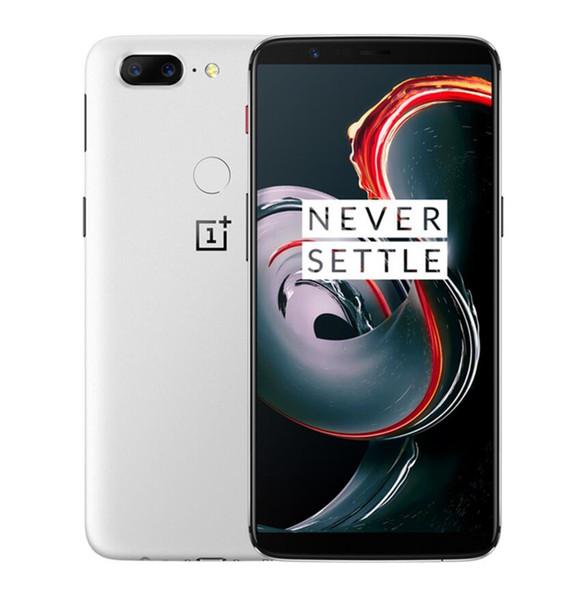 "New Original OnePlus 5T 8G 128GB Snapdragon 835 6.01"" 18:9 20MP 16MP Dual Camera Fingerprint ID OxygenOS Android 7.1 Octa Core SmartPhone"