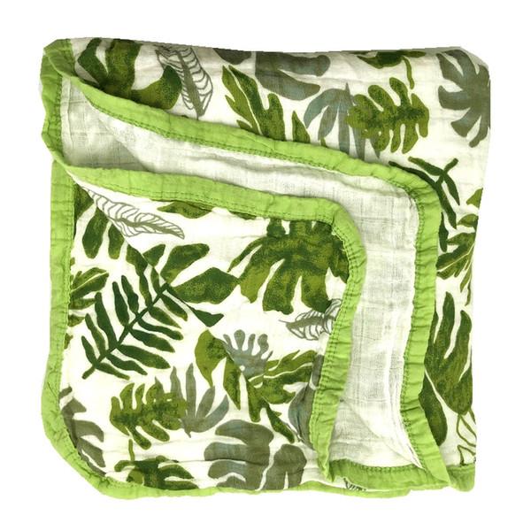 Four/Six Layer 100% Cotton Blanket Newborn Baby Swaddling Super Comfy Bedding Blankets Swaddle Wrap Babies Muslin Blanket