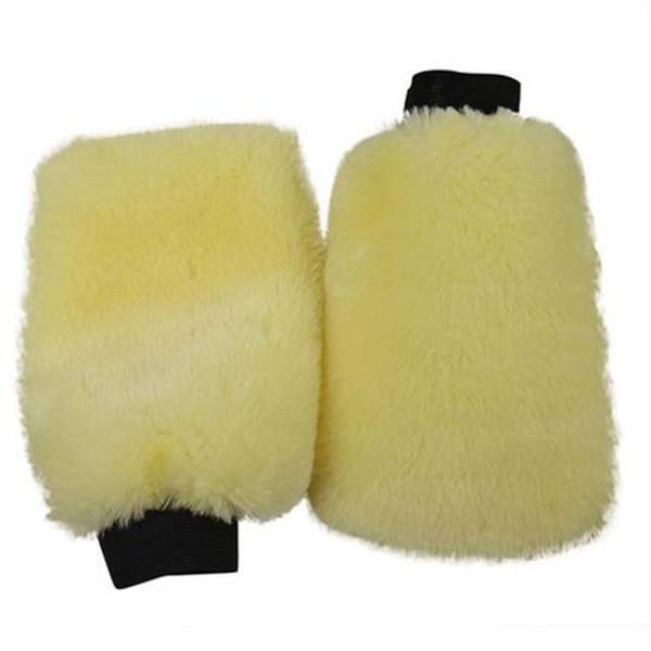 Car Microfiber Plush Mitt Car Wash Glove Mitten Washing Cleaning Brush Tools Auto Detailing Brushes Sponge Washing Tool