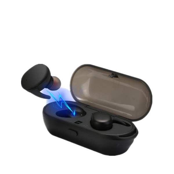Bluetooth V5 0 TWS Wireless Headphones TOUCH TWO HIFI Bluetooth Headphones  With Charging Box Touch Twins Earbuds 3D Stereo Bass Headset Bluetooth
