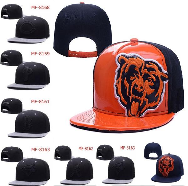 best selling Wholesale America Sports Snapback All Teams baseball football Hats Hip Hop Snapbacks Women Men Cap Adjustable Sports hats DHL free shipping