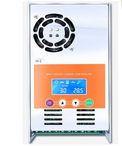 MPPT 60A Carga Solar e Controlador de Descarga 12 V 24 V 36 V 48 V Auto para Entrada Máxima de 190 VDC Vented Selado Gel Nicd Li